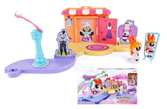 Powerpuff Girls Storymaker System - Fashion Fury Playset