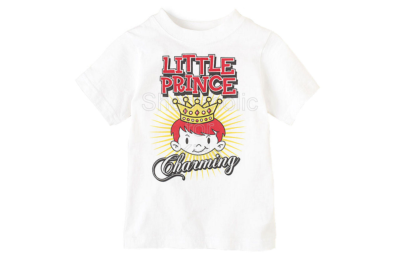 Children's Place Prince Graphic Tee - Shopaholic for Kids