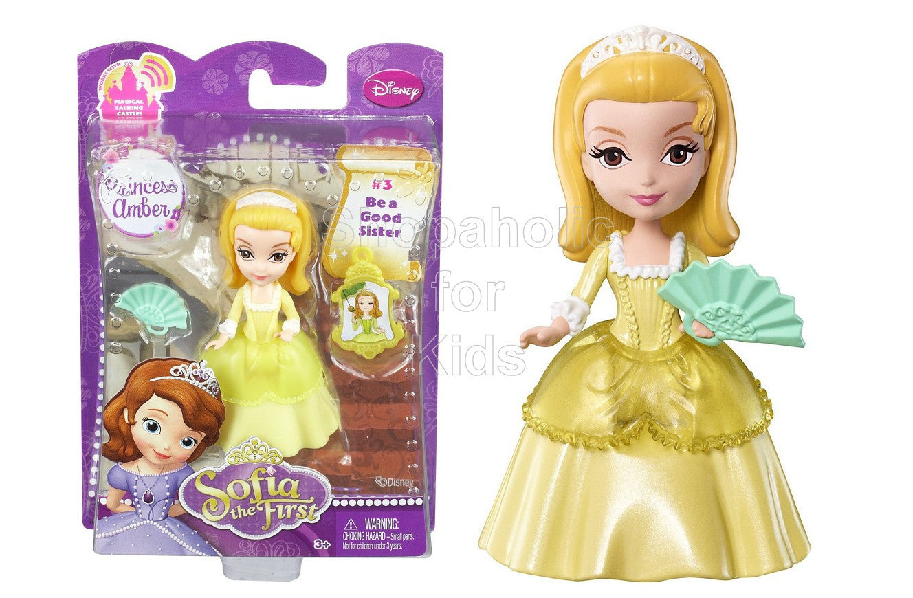 Disney Amber Princess Doll - Shopaholic for Kids