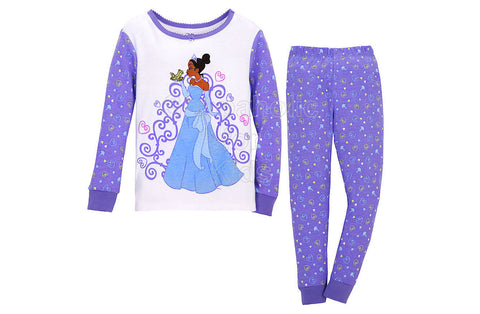 Disney Princess and the Frog Pajama for Girls