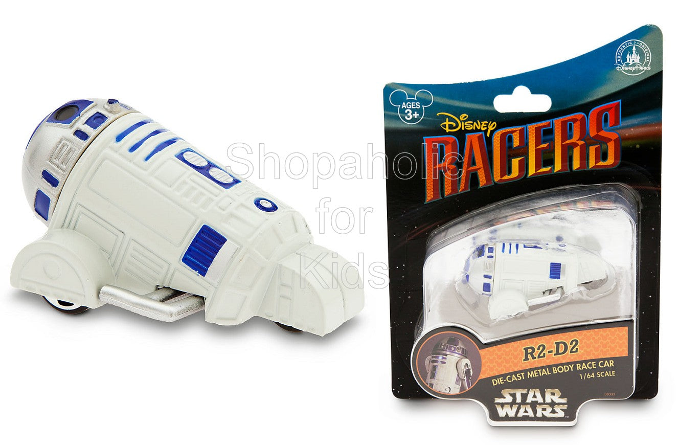R2-D2 Die Cast Disney Racers - Star Wars - Shopaholic for Kids