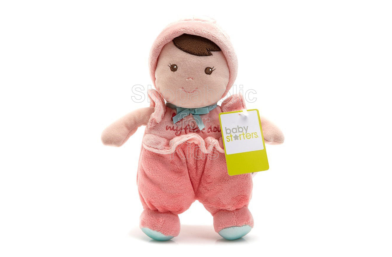 Baby Starters My First Doll Plush and Rattling Doll - Shopaholic for Kids