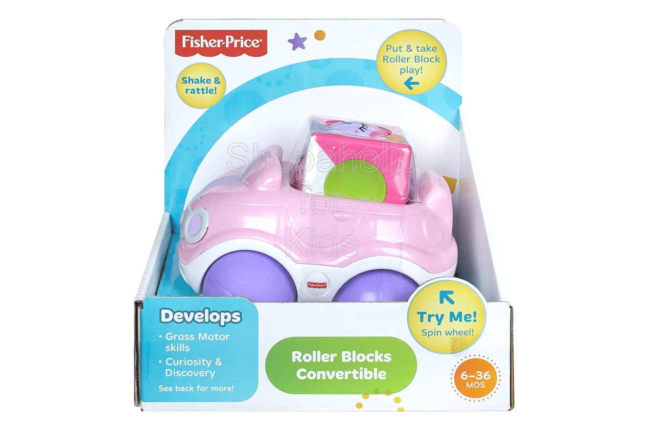Fisher-Price Roller Blocks Convertible