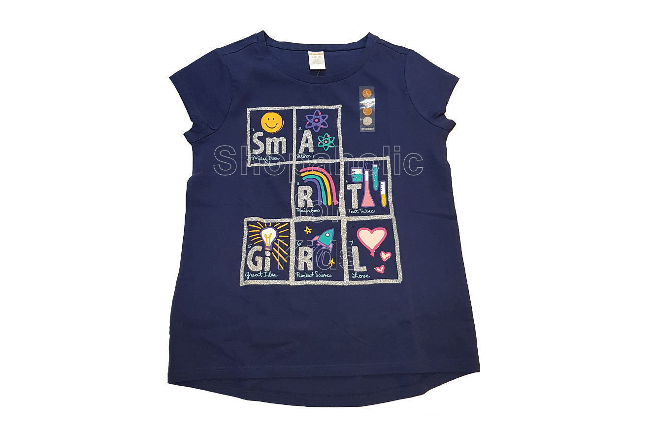 Gymboree Science Tee for Girls - Shopaholic for Kids