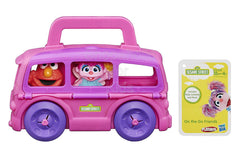 Playskool Sesame Street Abby Cadabby On the Go Case