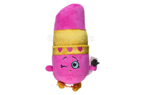 Shopkins Bean Plush - Lippy Lips