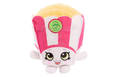 Shopkins Bean Plush - Poppy Corn