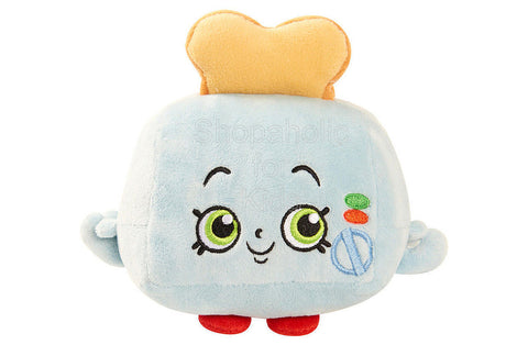 Shopkins Bean Stuffed Character - Toasty Pop
