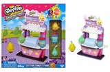 Shopkins Kinstructions Cotton Candy Stand Playset