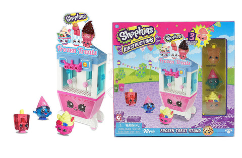 Shopkins Kinstructions Building Set - Frozen Treat Stand