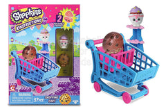 Shopkins Kinstructions - Shopping Cart (Patty Cake & Candy Cookie)