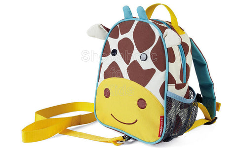 Skip Hop Zoo Safety Harness and Backpack, Jules the Giraffe