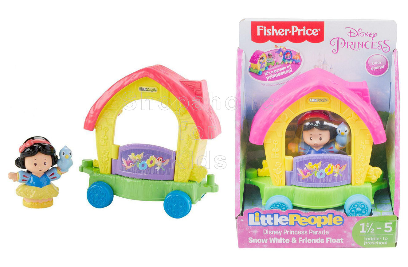 Fisher-Price Snow White Parade Float by Little People - Shopaholic for Kids