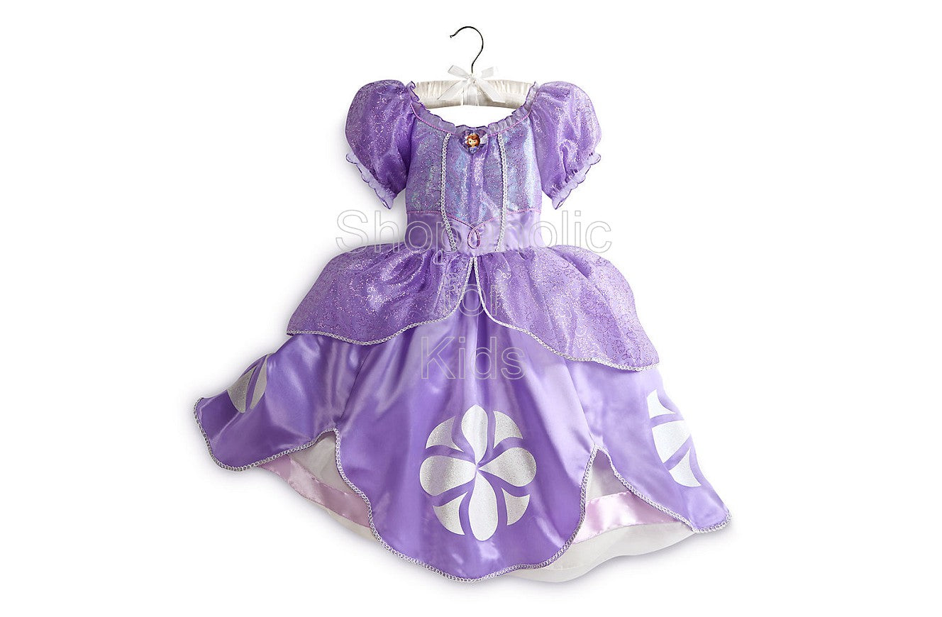 Disney Sofia the First Costume for Kids