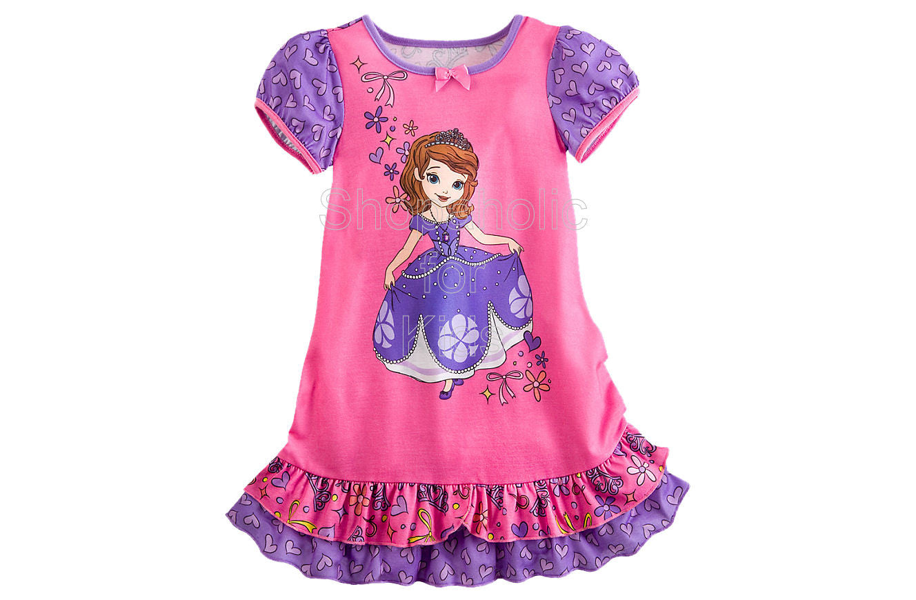 Sofia Nightshirt - Shopaholic for Kids