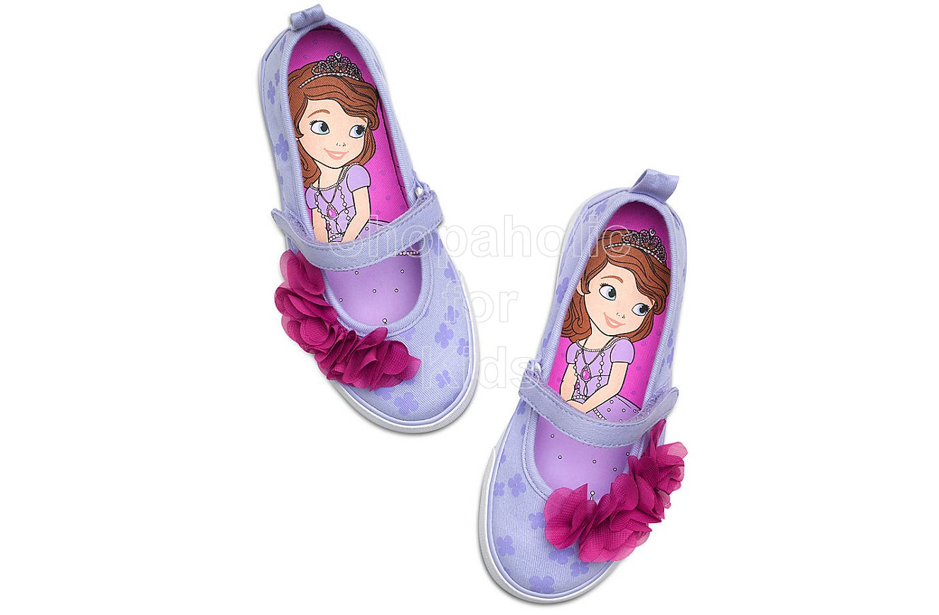 Sofia Sneakers for Girls - Shopaholic for Kids