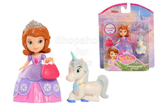 Disney Sofia the First Doll - Sofia and Skye