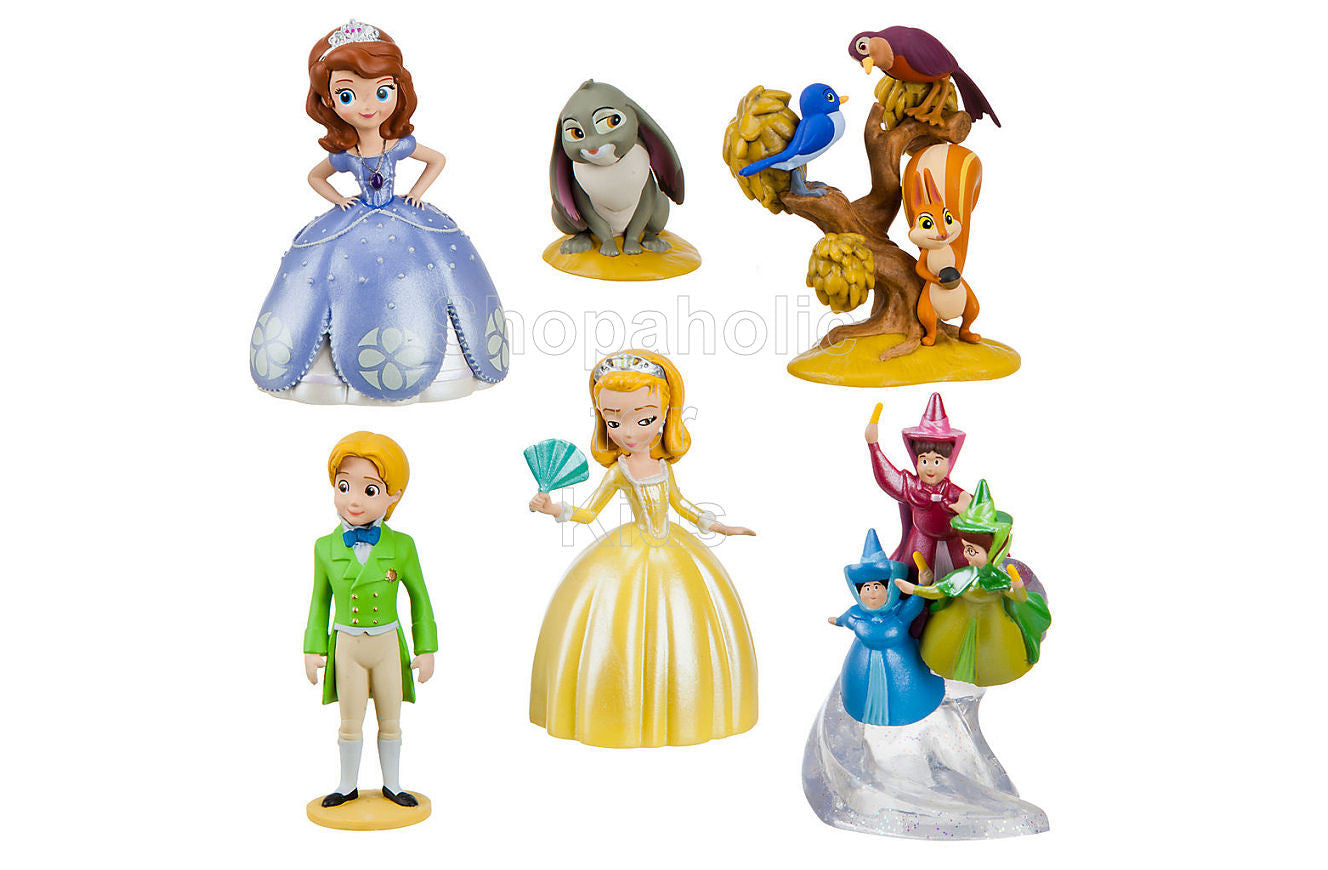 Sofia the First Figure Play Set - Shopaholic for Kids