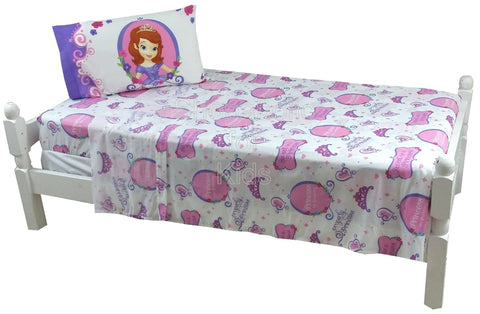 Disney Sofia the First Twin Sheet Set