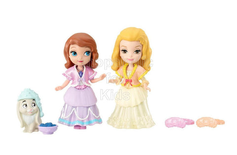 Disney Sofia the First: Sisters Sleeptime Play Set