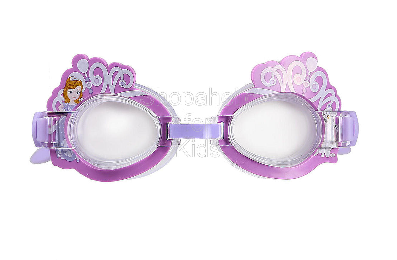 Sofia the First Swim Goggles - Shopaholic for Kids