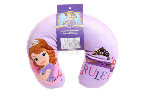 Disney Sofia Travel Pillow