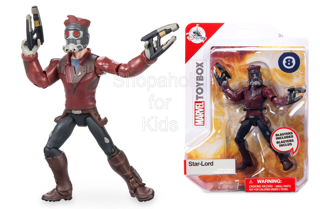 Marvel Toybox - Star-Lord Action Figure