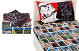 Star Wars Grid 3-Piece Twin Sheet Set - Shopaholic for Kids