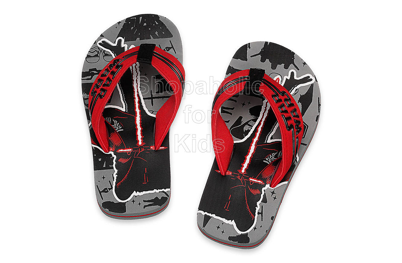 Star Wars: The Force Awakens Flip Flops - Shopaholic for Kids