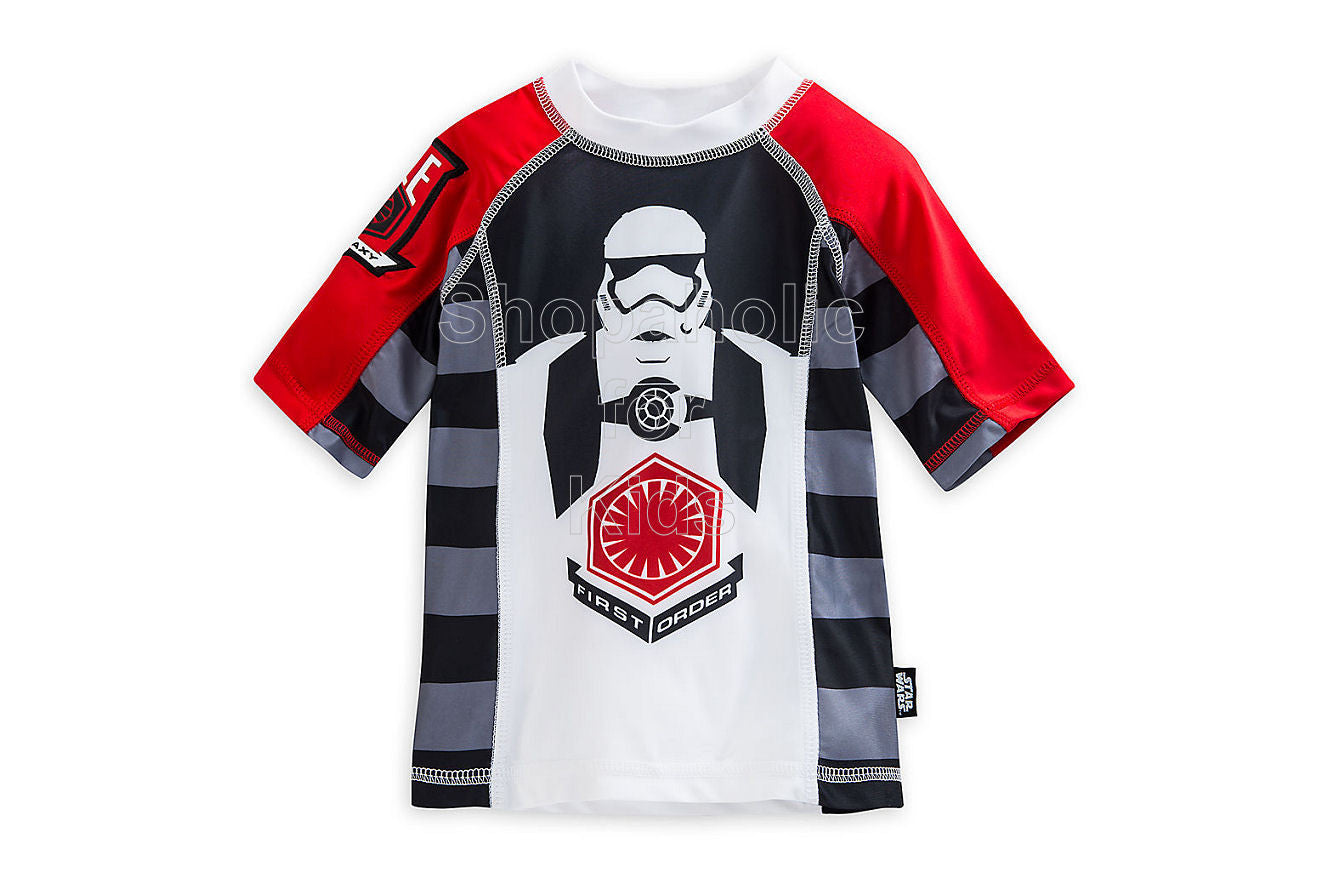 Star Wars: The Force Awakens Rash Guard - Shopaholic for Kids