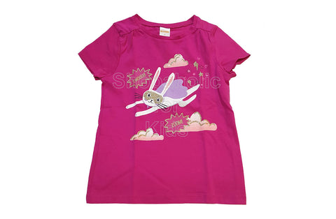 Gymboree Super Bunny Tee for Girls