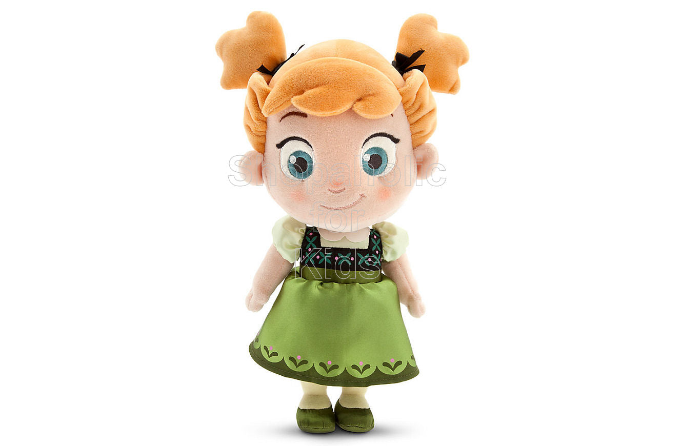 Disney Toddler Anna Plush Doll - Frozen - Shopaholic for Kids