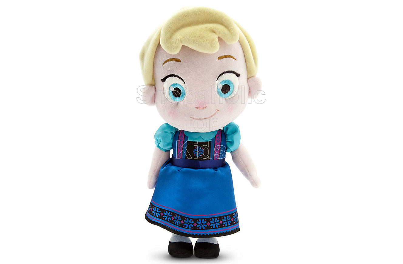 Disney Toddler Elsa Plush Doll - Frozen - Shopaholic for Kids