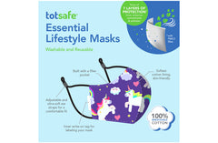 Totsafe Essential Lifestyle Masks
