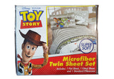 Disney Pixar Toy Story Twin Sheet Set
