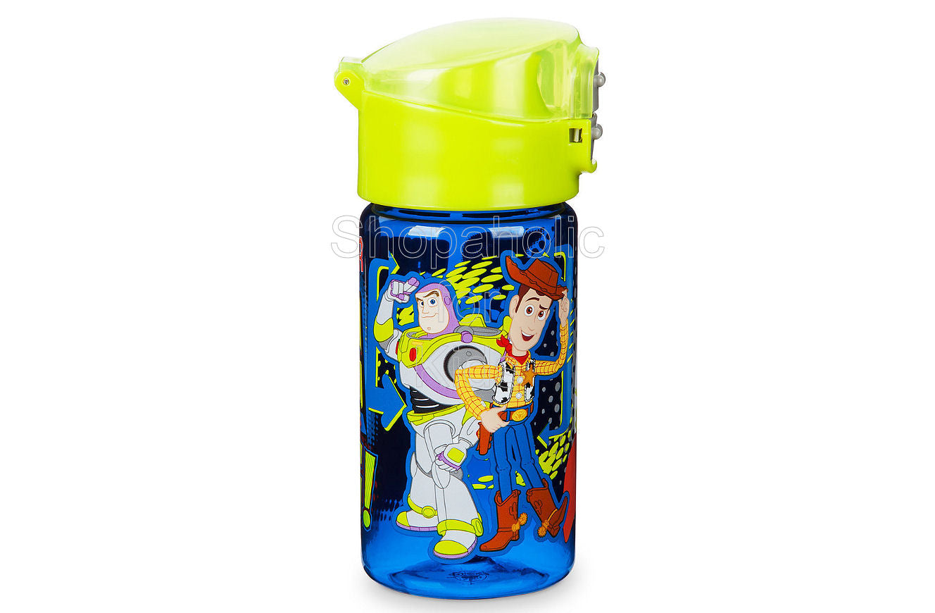 Disney Toy Story Flip-Top Water Bottle