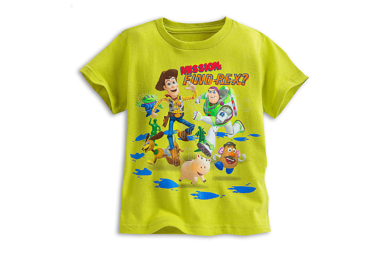 Disney Toy Story Tee - Shopaholic for Kids