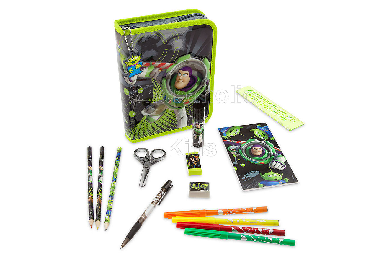 Disney Toy Story Zip-Up Stationery Kit - Shopaholic for Kids