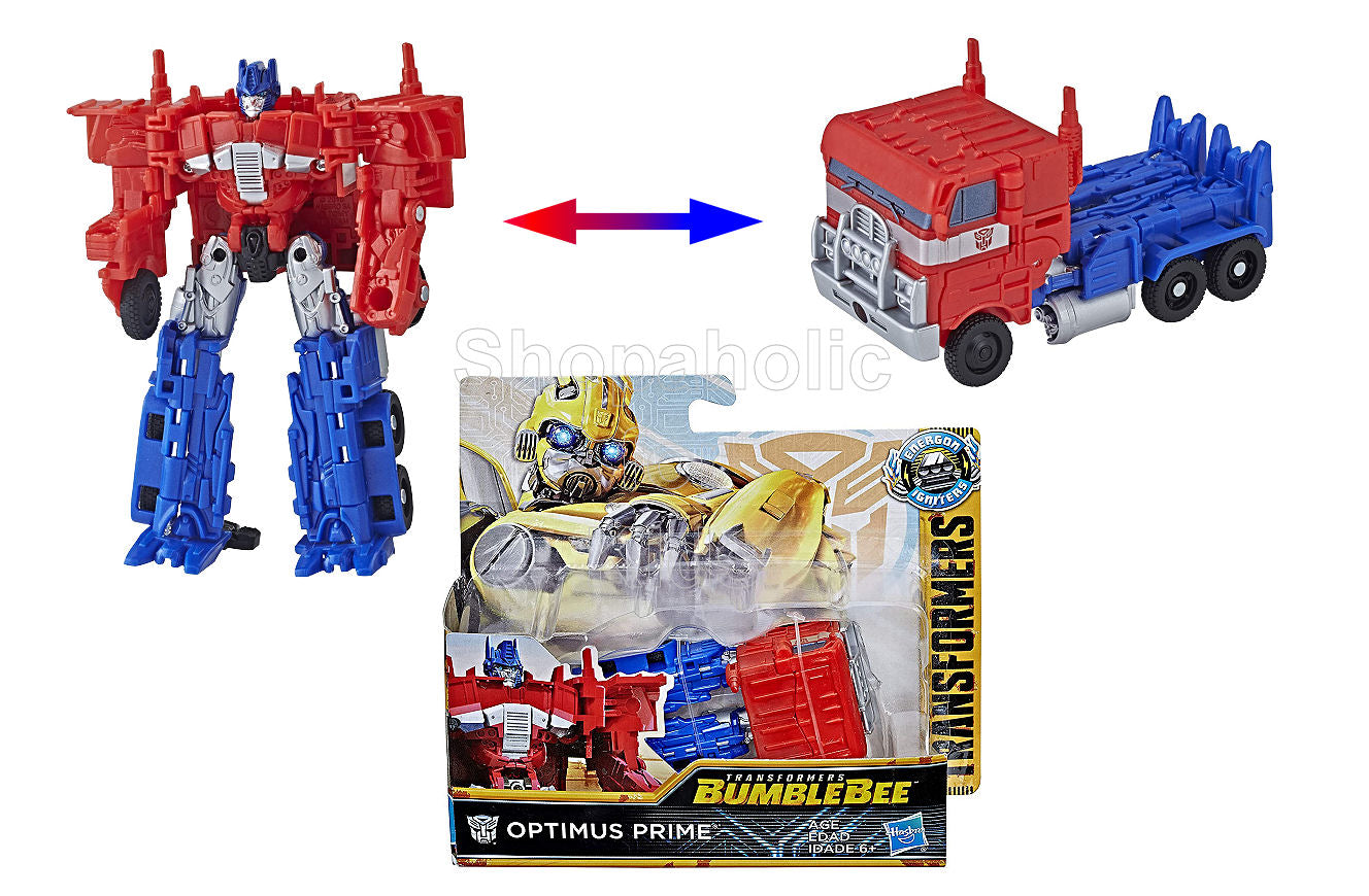 Transformers Energon Igniters - Optimum Prime
