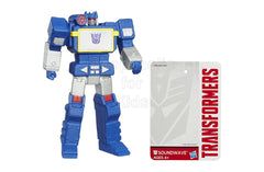 Transformers Prime Titan Warrior Soundwave Figure - 6 Inch