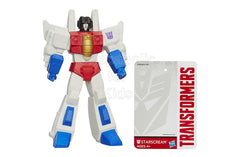 Transformers Prime Titan Warrior Starscream Figure - 6 Inch