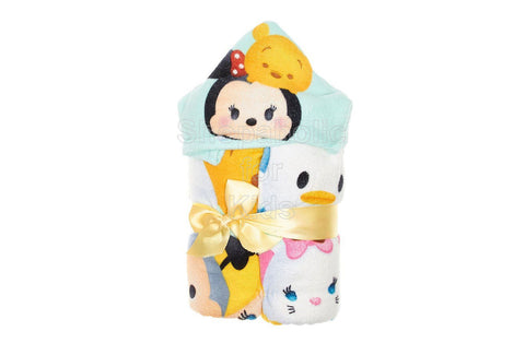 Disney Tsum Tsum Hooded Bath Towel