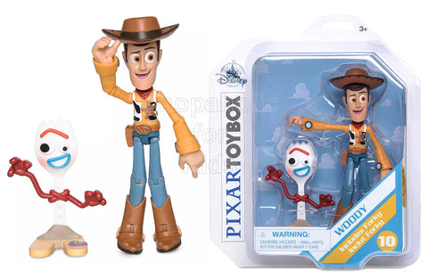 Disney PIXAR Toybox - Woody Action Figure – Toy Story 4
