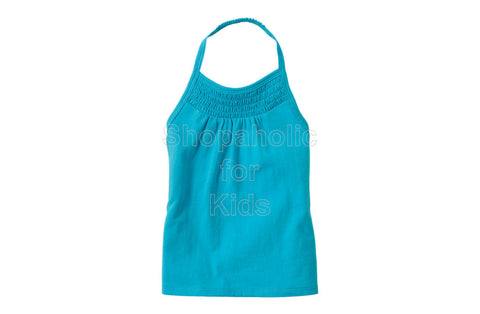 Children's Place Active Halter Top Beachy