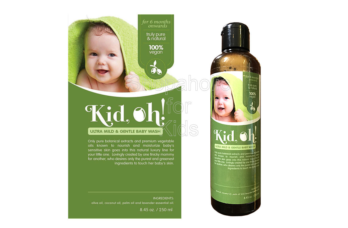 Kid Oh! Ultra Mild and Gentle Baby Wash - Shopaholic for Kids