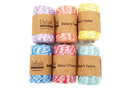 Delish Treats Baker's Twine