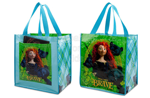 Reusable Disney Princess Brave Merida Tote