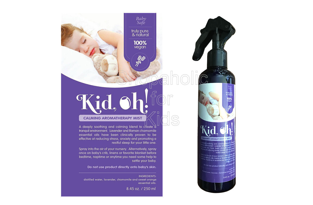 Kid Oh! Calming Aromatherapy Mist - Shopaholic for Kids