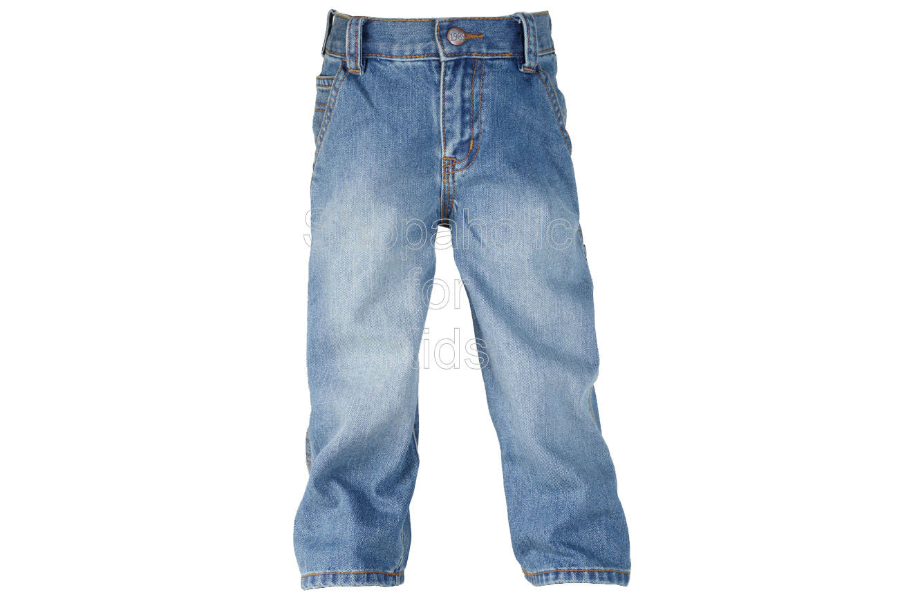 Children's Place Carpenter Jeans - Authentic Wash - Shopaholic for Kids