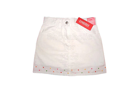 Gymboree Cherry Baby Dot Skirt/Shorts